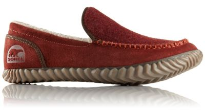 Men's Dude Moc™ Felt Slipper