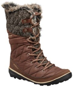 Heavenly™ Omni-Heat™ Knit Lace Up Stiefel für Damen