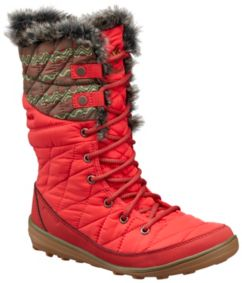 Women's Heavenly™ Omni-Heat™ Print Lace Up Boot