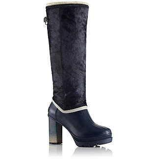Stivaletti da pioggia con tacco Medina™ IV Premium da donna