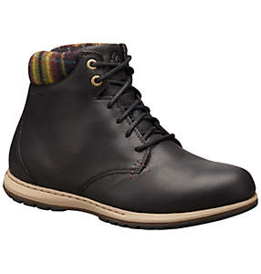 Men's Davenport™ XTM Omni-Heat™ Insulated Leather Boot
