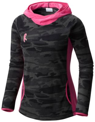 Columbia Tested Tough in Pink Fleece