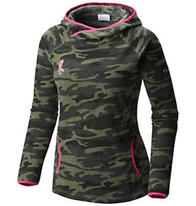 Women's Tested Tough in Pink™  Fleece Hoodie