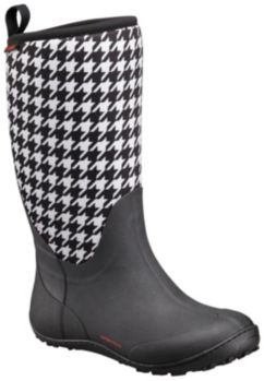 Women's Snowpow™ Tall Print Omni-Heat™ Pull-On Boot