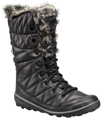 Columbia | Women's Heavenly Omni-Heat Leather After Dark Insulated ...