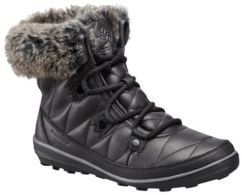 Women's Heavenly™ Shorty Omni-Heat™ Leather After Dark Lace Up Boot