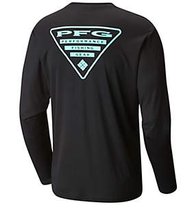 Men's Terminal Tackle PFG Triangle™ Long Sleeve Shirt