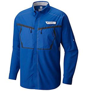 Men's Force 12 Zero™ Woven Long Sleeve Shirt