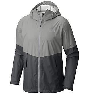 Men S Rain Jackets Waterproof Coats Amp Shells Mountain