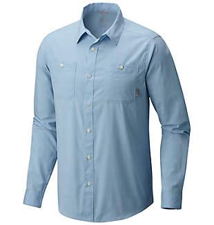 Men's Air Tech™ AC Stripe Long Sleeve Shirt