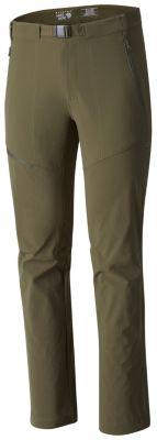 Mountain Hardwear Men's Chockstone Hike Pant (Peatmoss or Hardwear Navy)