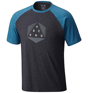 Men's Ascend Blocked™ Short Sleeve T