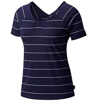 DrySpun™ Stripe Short Sleeve T