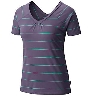 DrySpun™ Stripe Short Sleeve T