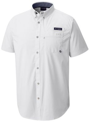 Harborside™ Men's Woven SS Shirt at Columbia Sportswear in Daytona Beach, FL | Tuggl