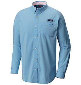 Men's Harborside™ Woven Long Sleeve Shirt