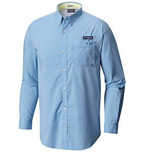 Men's Harborside™ Woven Long Sleeve Shirt