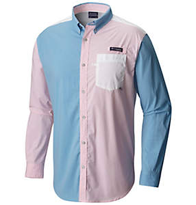 Men's Super Harborside™ Men's Tri Long Sleeve Shirt