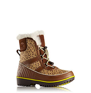 Youth Tivoli™ II Leopard Print Boot