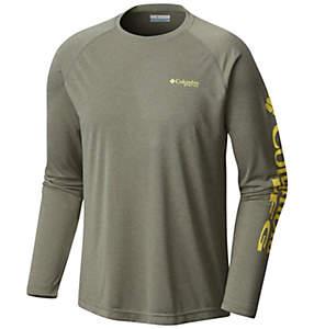 Men's Terminal Tackle™ Heather LS Shirt