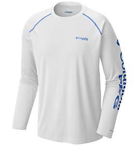 Men's PFG Terminal Tackle ZERO™ Long Sleeve Shirt - Big