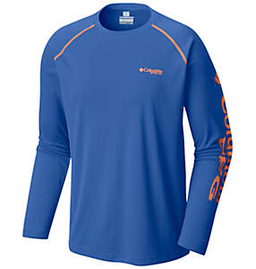 Men's PFG Terminal Tackle ZERO™ Long Sleeve Shirt - Big