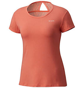 Maglia a maniche corte Peak to Point™ Novelty da donna