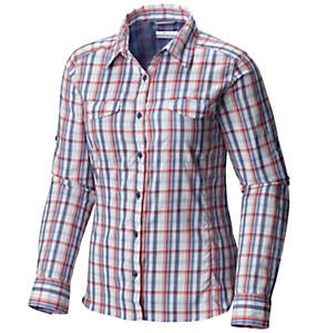 Women's Silver Ridge™ Lite Plaid Long Sleeve Shirt