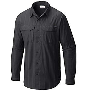 Men's Silver Ridge Lite Plaid™ Long Sleeve Shirt