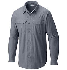 Men's Silver Ridge Lite Plaid™ Long Sleeve Shirt