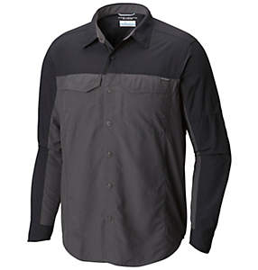Men's Silver Ridge Blocked™ Long Sleeve Shirt