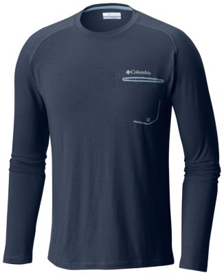 Men's Long Sleeve Shirts : Columbia Sportswear