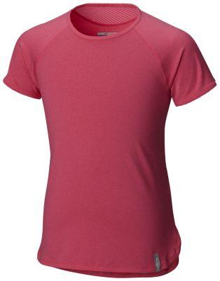 Girl's Athena™ Short Sleeve Shirt at Columbia Sportswear in Daytona Beach, FL | Tuggl