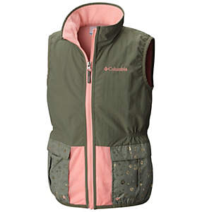 Girl's Next Destination™ Lined Vest