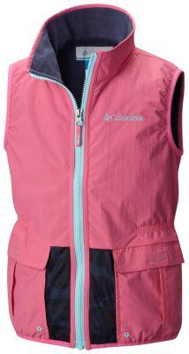 Girl's Next Destination™ Lined Vest at Columbia Sportswear in Daytona Beach, FL | Tuggl