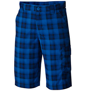 Boy's Silver Ridge™ Printed Short