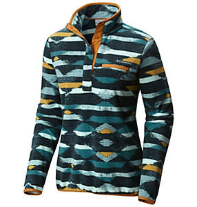 Women's Mountain Side™ Printed Pull Over Fleece Jacket