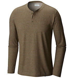 Men's Sunstone Bridge™ Stripe Henley Shirt