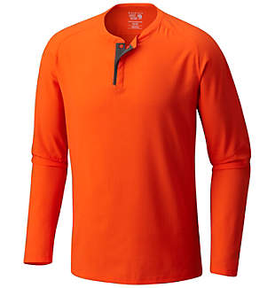 Men's MHW AC™ Long Sleeve Henley