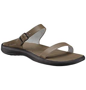 Women's Caprizee™ Leather Slide Sandal