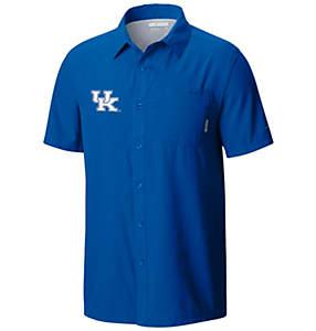 Men's Collegiate Slack Tide™ Camp Short Sleeve Shirt - Kentucky