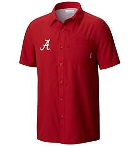 Men's Collegiate Slack Tide™ Camp Short Sleeve Shirt - Alabama