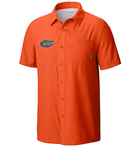 Men's Collegiate Slack Tide™ Camp Short Sleeve Shirt - Florida