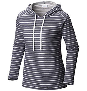 Women's Leisure Lane™ Striped Hoodie