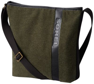 CROSSBODY WOOL