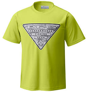 Boy's PFG Triangle™ DigiCamo Tee