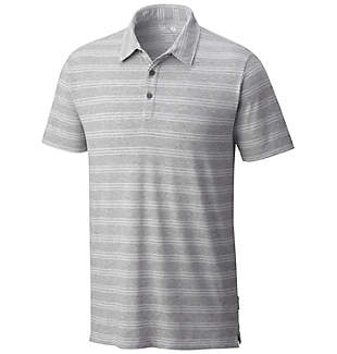 ADL™ Stripe Short Sleeve Polo