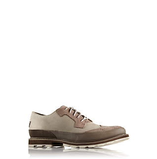 Men's Madson™ Wingtip Lace Shoe
