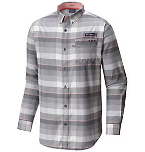 Men's Super Harborside™ Woven Long Sleeve Shirt