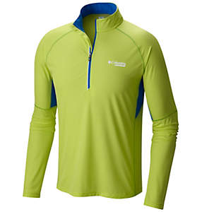Men's Titan Ultra™ Half Zip Shirt